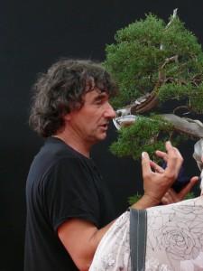 Thierry Font à Saulieu