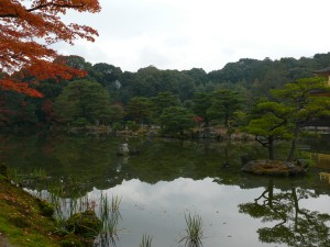 lac du temple kinkakuji